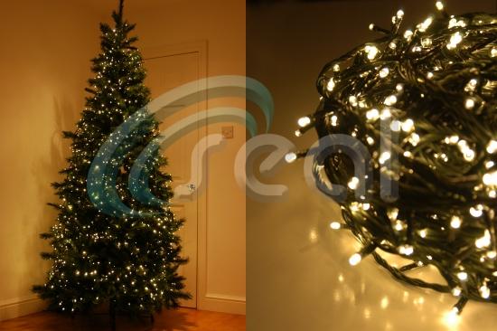 LED Christmas Lights – Warm White