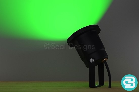 Garden Spot Light – Green