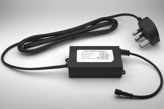 IP68 Transformer for 60mm Lights