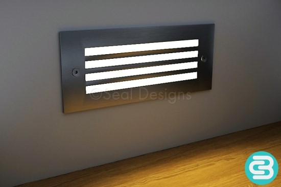 LED Wall Light – Warm White