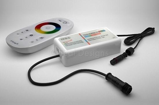 RGB Control Unit & Remote