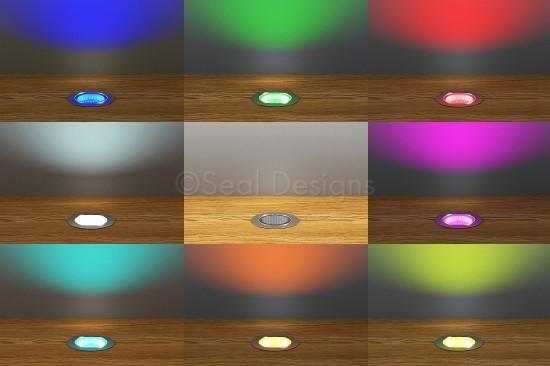 10 x 30mm Easy Change RGB RF Kit