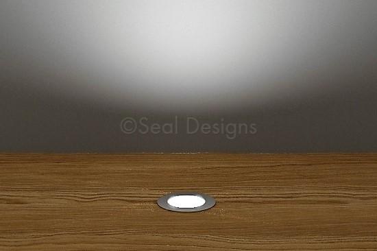 10 x 18mm Easy Change Kit – White Stainless Steel Round Bezel