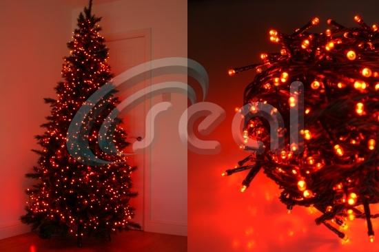 LED Christmas Lights – Red