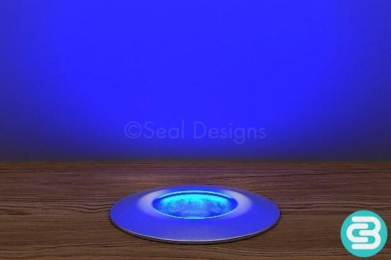 316 Grade Deck Light – Blue